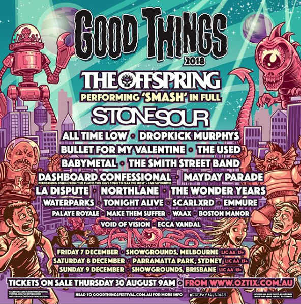 image for event Good Things Festival