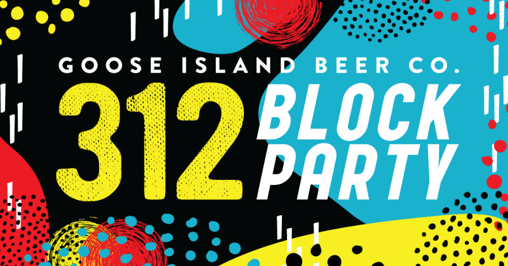 image for event Goose Island 312 Block Party