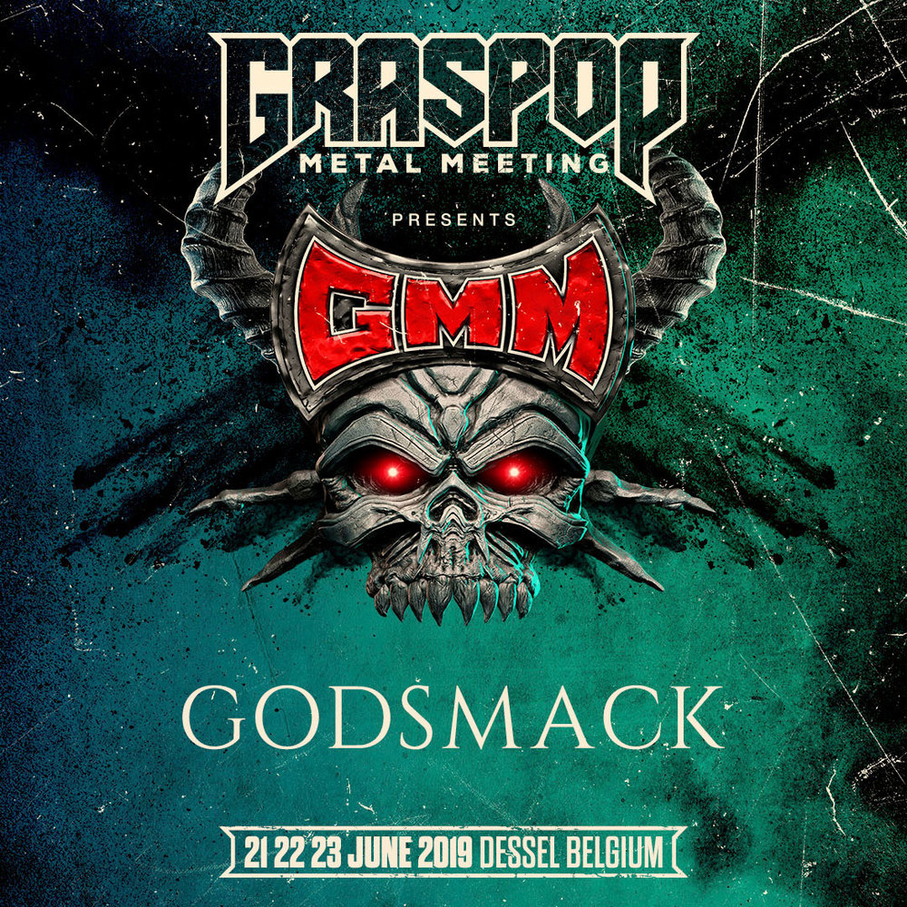 image for event Graspop Metal Meeting 2019
