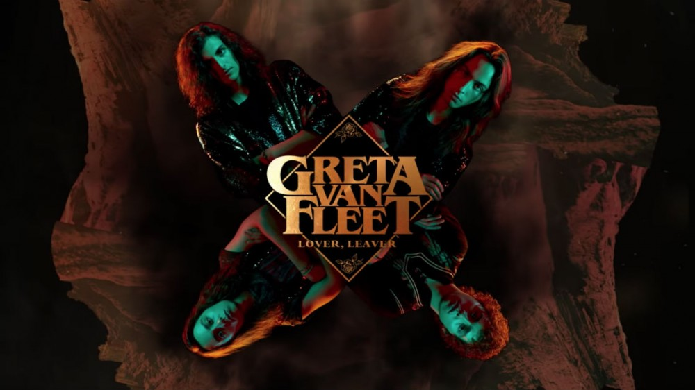 "image for article ""Lover, Leaver"" - Greta Van Fleet [YouTube Audio Single]"