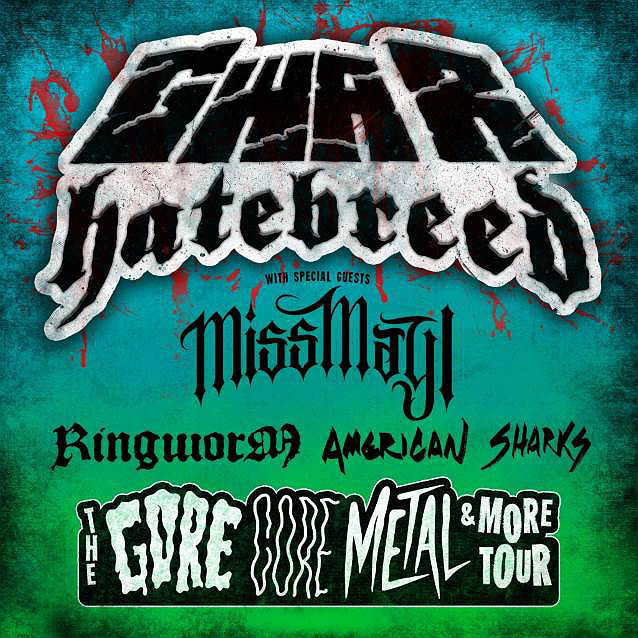 image for article Gwar and Hatebreed Set 2018 Tour Dates: Ticket Presale Code & On-Sale Info