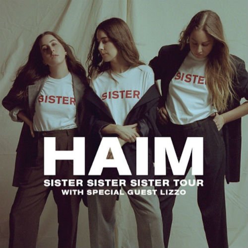 image for article Tickets on Sale for HAIM 2018 North America Tour Dates