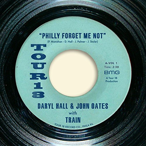 "image for article ""Philly Forget Me Not"" - Daryl Hall and John Oates with Train [YouTube Audio Single]"