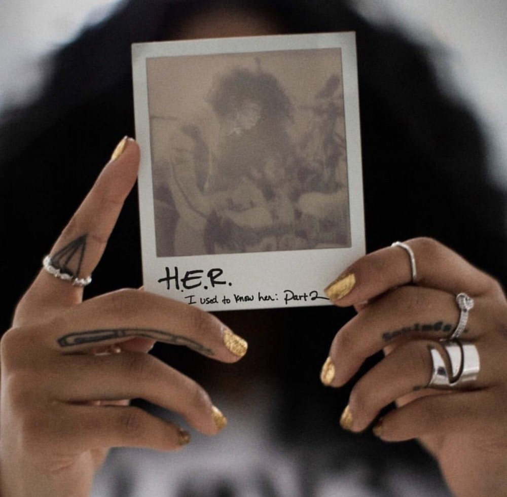 "image for article ""I Used To Know Her Part 2"" - H.E.R. [Full EP Stream + Zumic Review]"