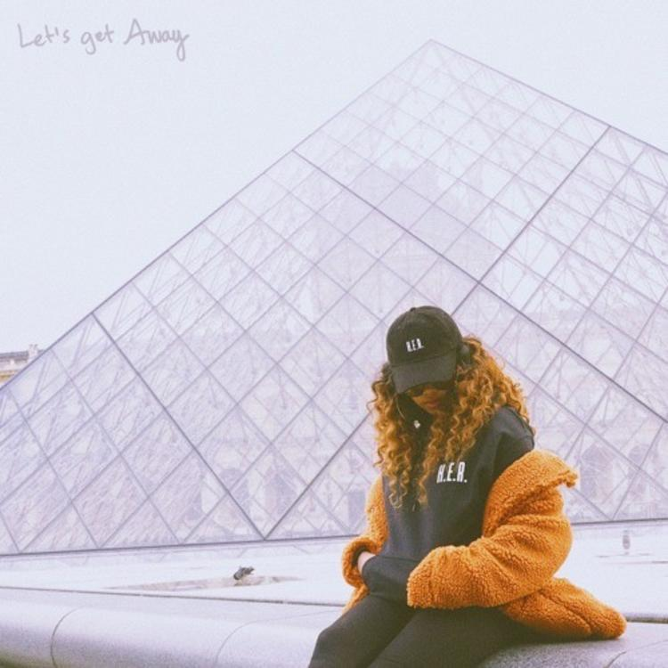 "image for article ""Let's Get Away"" - H.E.R. [YouTube Audio Single]"