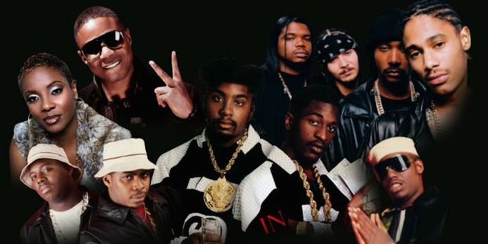 image for event Hip Hop Smackdown 5: Naughty By Nature, Slick Rick, EPMD, Bone Thugs, and more