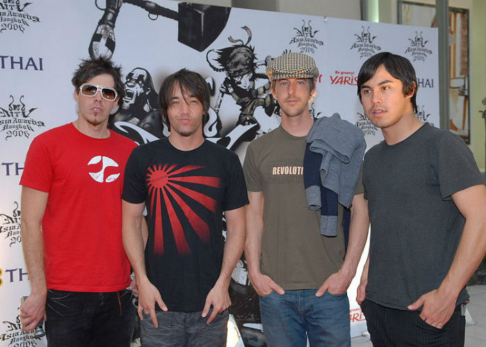 image for event Hoobastank