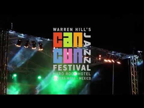 image for event Warren Hill's Cancun Jazz Festival