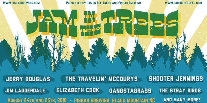 image for event Jam in the Trees