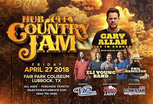 image for event Hub City Country Jam