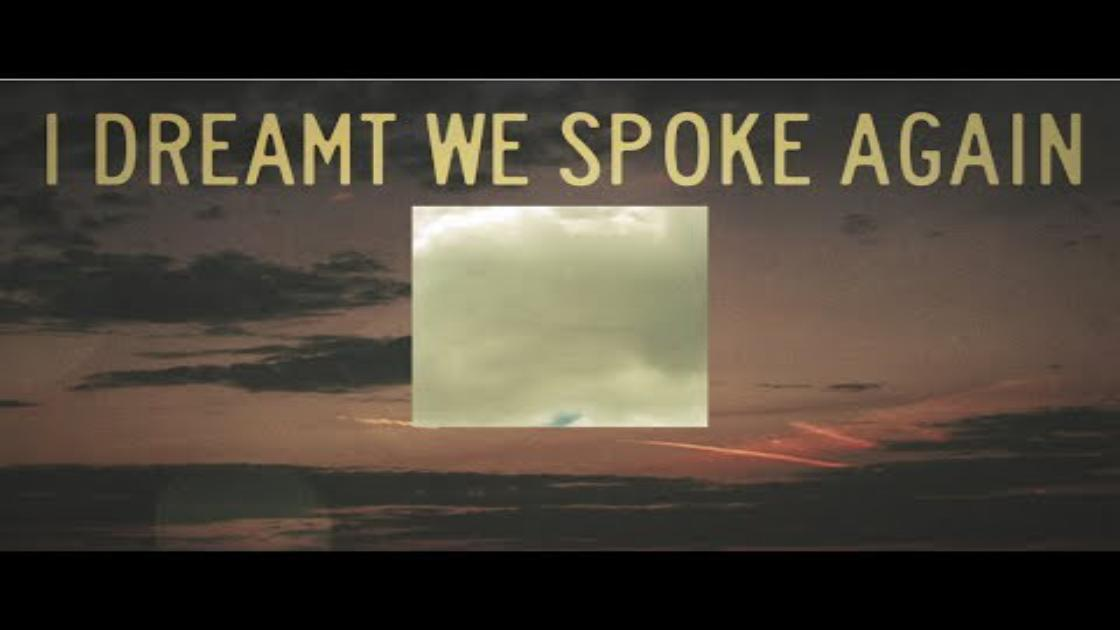 "image for article ""I Dreamt We Spoke Again"" - Death Cab for Cutie [YouTube Lyric Video]"