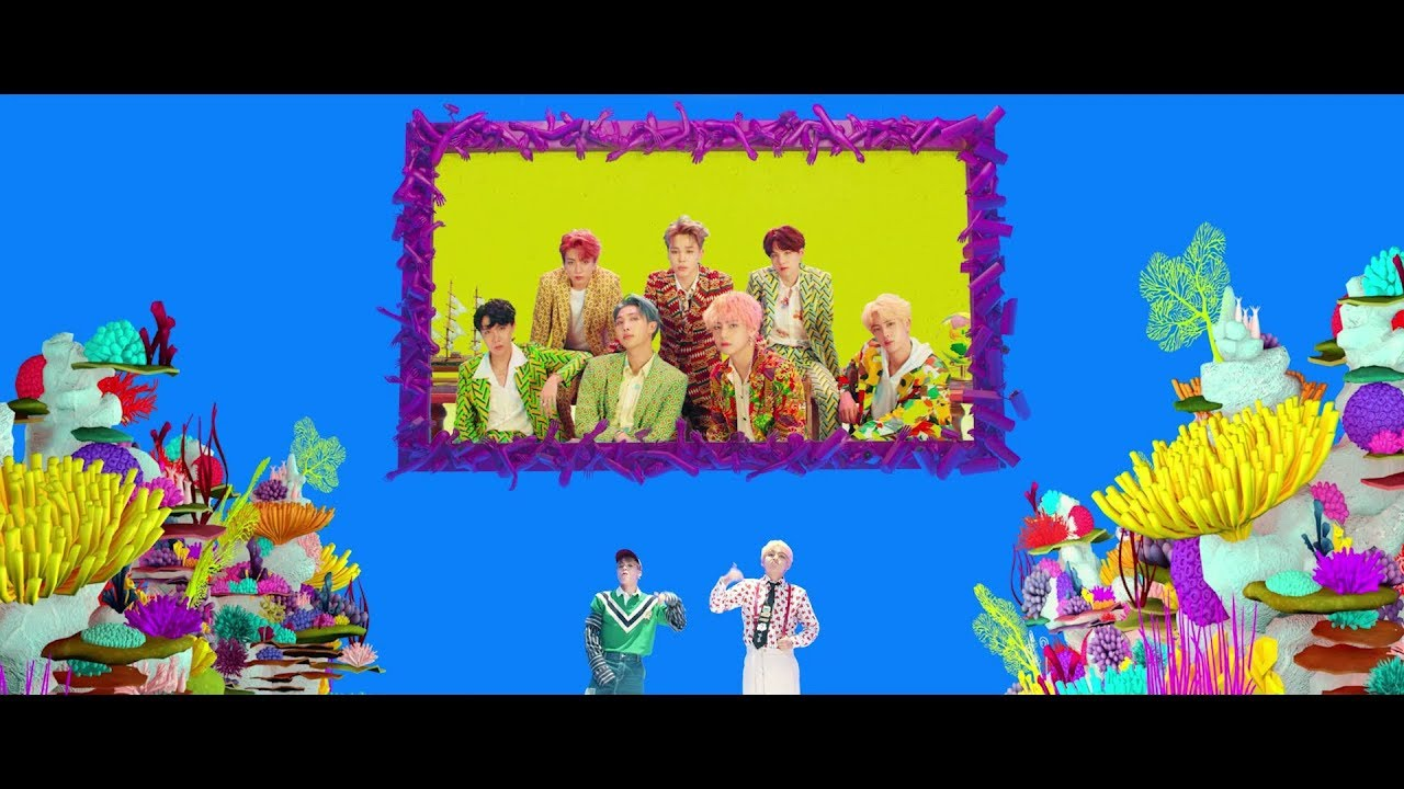 "image for article ""Idol"" - BTS ft Nicki Minaj [YouTube Music Video]"