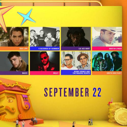 DAY] iHeartRadio Music Festival at Las Vegas Festival