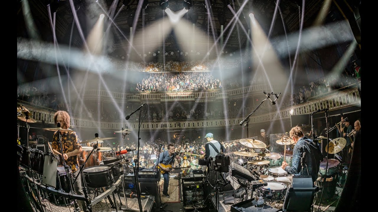 "image for article ""It's About That Time"" - Umphrey's McGee at The Tabernacle in Atlanta, GA on Dec 31, 2018 (Miles Davis Cover) [YouTube Live Performance]"