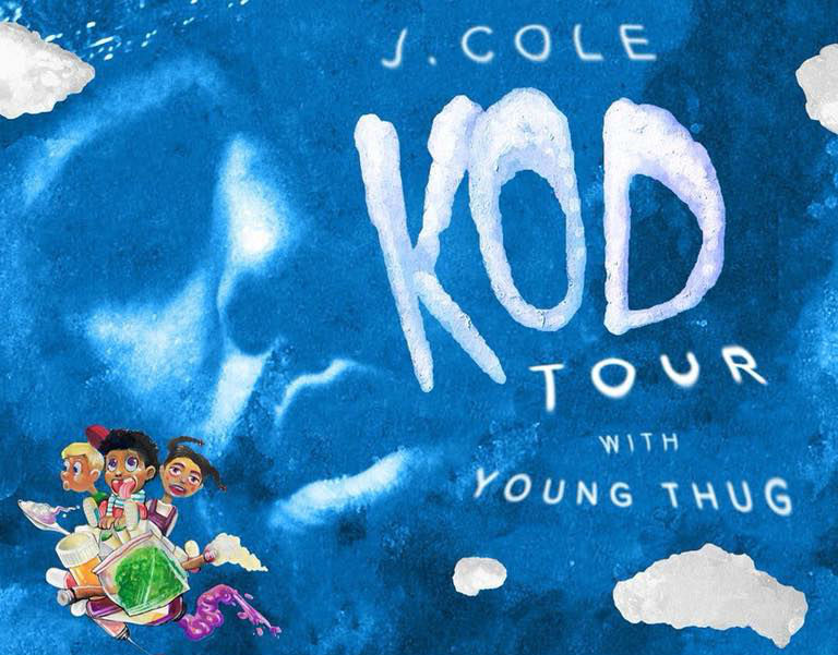 image for article J. Cole Plans 2018 Tour Dates with Young Thug: Ticket Presale Code & On-Sale Info
