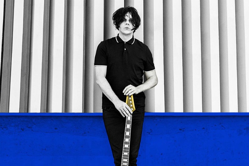 image for event Jack White
