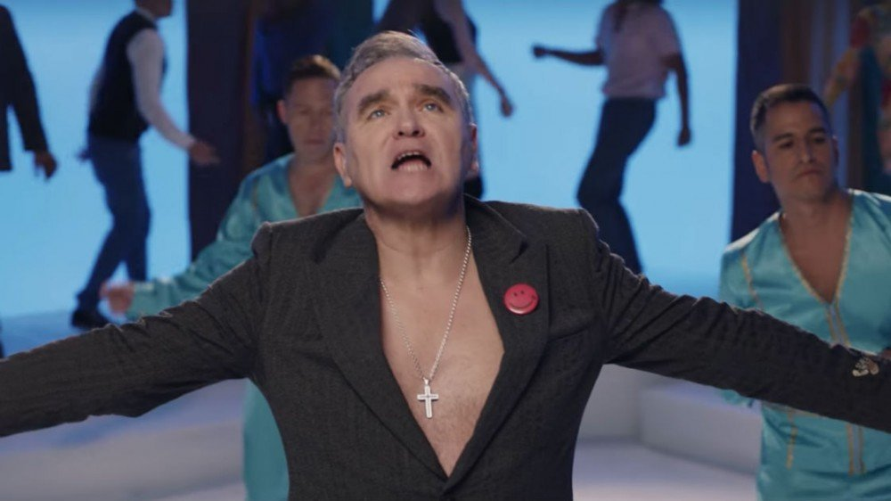 "image for article ""Jacky's Only Happy When She's Up on the Stage"" - Morrissey [YouTube Music Video]"