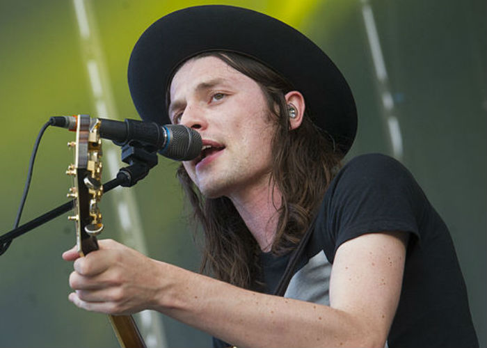 image for artist James Bay