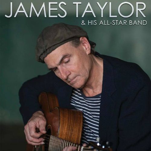 image for article James Taylor Sets 2019 Las Vegas Residency Tour Dates: Ticket Presale & On-Sale Info