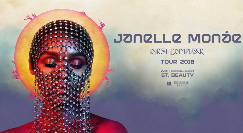 image for article Janelle Monáe Shares 2018 Tour Dates: Ticket Presale Code & On-Sale Info