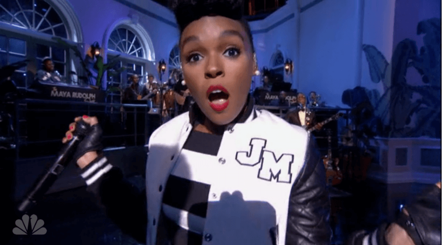 "image for article ""Electric Lady"" - Janelle Monáe on The Maya Rudolph Show 5.19.2014 [YouTube Video]"