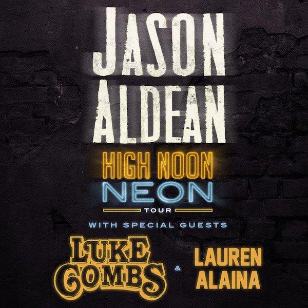 Jason Aldean New Tour