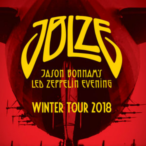 image for article Jason Bonham's Led Zeppelin Evening Shares 2018 Tour Dates: Tickets Now On Sale
