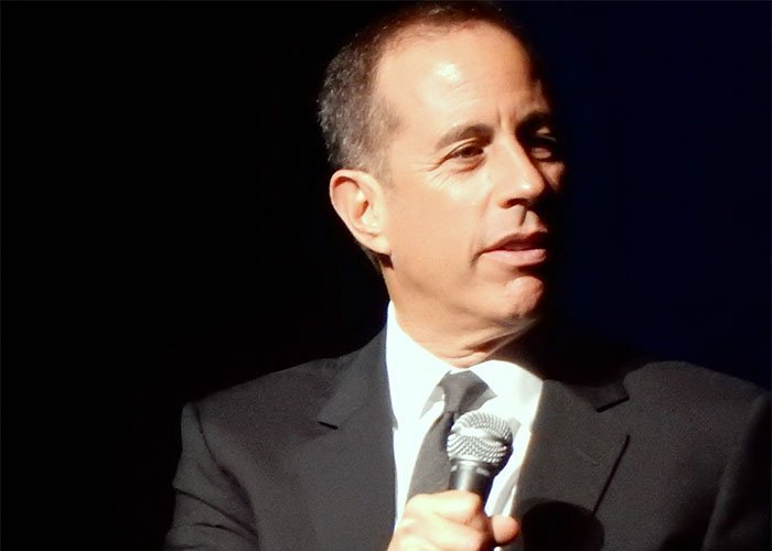 image for artist Jerry Seinfeld