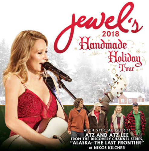 image for article Jewel Shares 2018 Tour Dates: Ticket Presale Code & On-Sale Info