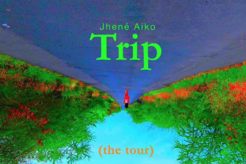 "image for article Jhené Aiko Plots 2017 ""Trip (the tour)"" Dates For North America: Ticket Presale Code & On-Sale Info"