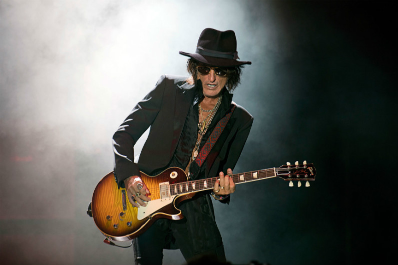 image for article Joe Perry Plots 2018 Tour Dates: Ticket Presale Code & On-Sale Info