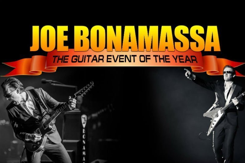 image for article Joe Bonamassa Sets 2018 Tour Dates For North America: Ticket Presale & On-Sale Info