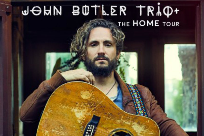 image for article John Butler Trio Plans 2018 Tour Dates: Ticket Presale Code & On-Sale Info