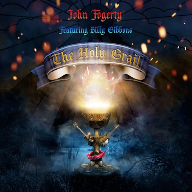 "image for article ""The Holy Grail"" - John Fogerty ft Billy Gibbons [YouTube Audio Single]"