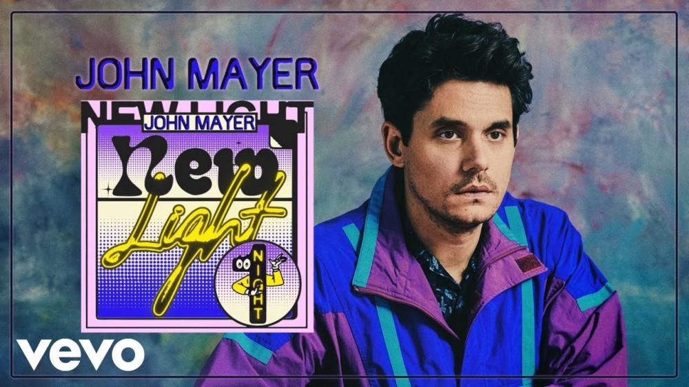 John Mayer Overuses A Green Screen In Hilarious 'New Light' Music Video