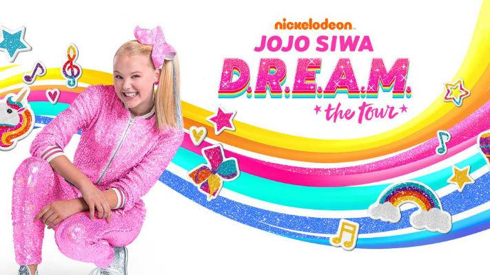 Pink Tour 2020.Jojo Siwa Shares 2020 Tour Dates Ticket Presale Code On
