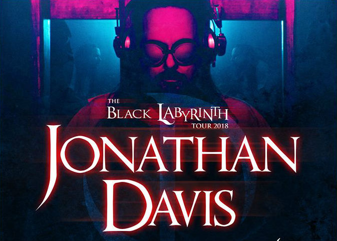 image for article Jonathan Davis Extends 2018 Tour Dates: Ticket Presale & On-Sale Info