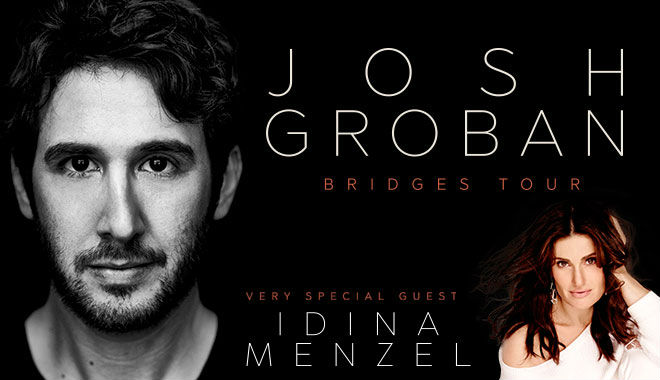 image for event Josh Groban and Idina Menzel
