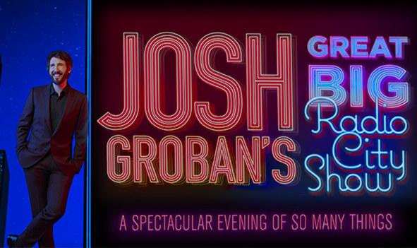 Josh Groban Tour 2020.Josh Groban Reveals 2020 Nyc Tour Dates Ticket Presale Code