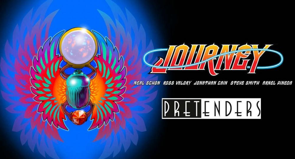 Journey Tour Dates 2020.Journey Extend 2019 2020 Tour Dates Ticket Presale Code