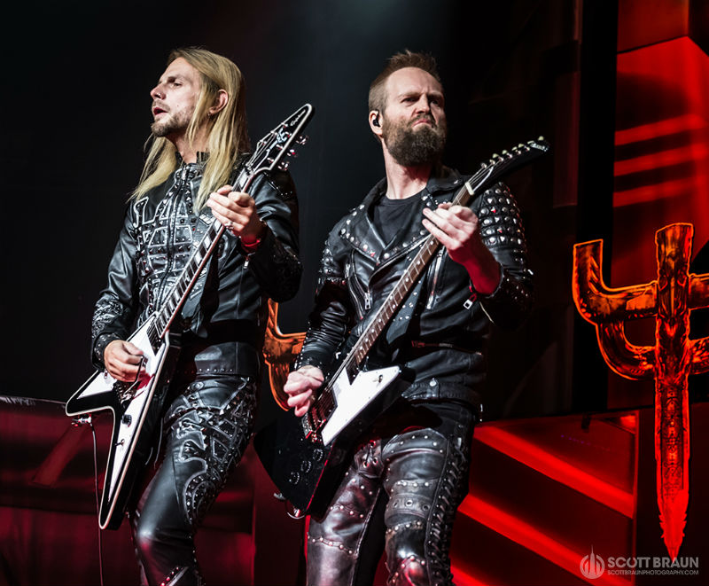 image for article Judas Priest Defend The Faith at Mohegan Sun Arena on 'Firepower' North American Tour