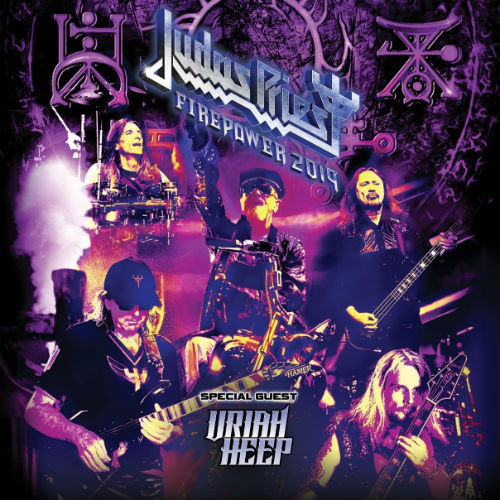 image for event Judas Priest and Uriah Heep