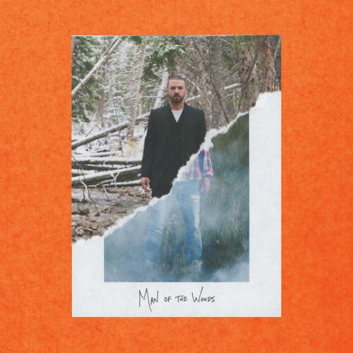 Justin Timberlake Man Of The Woods album cover art