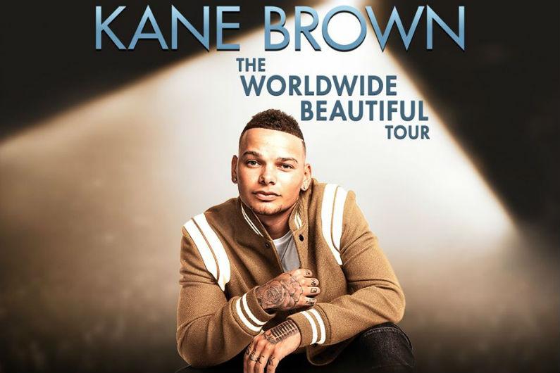 Kane Brown Tour 2020.Kane Brown Sets 2020 Tour Dates Ticket Presale Code On