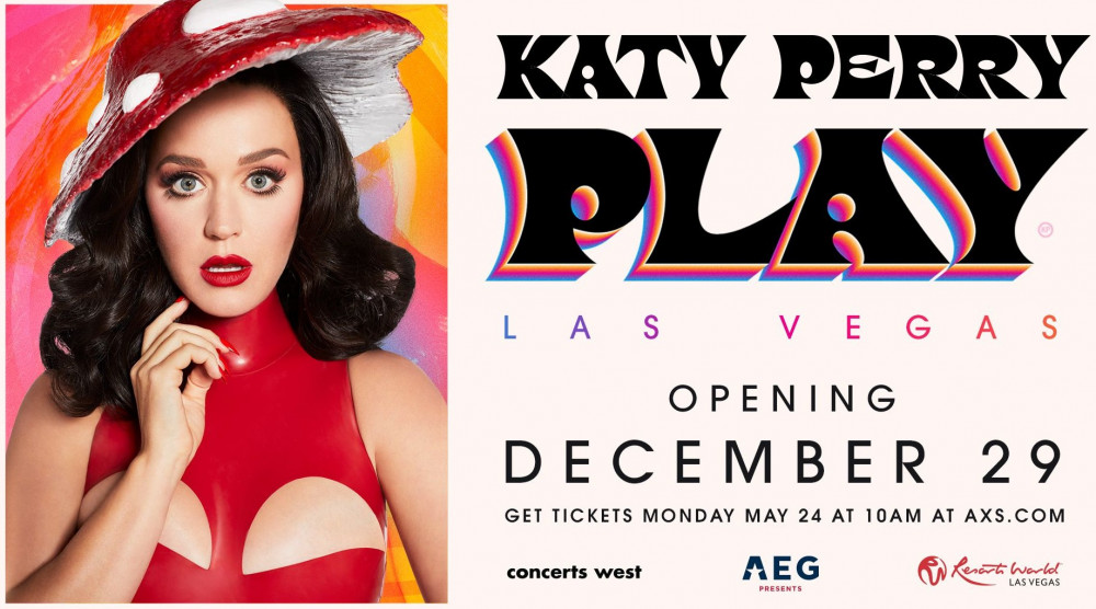 image for event Katy Perry