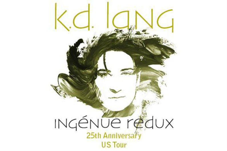image for article k.d. lang Announces 2018 'The Ingénue Redux Tour' Dates For North America: Ticket Presale Code & On-Sale Info