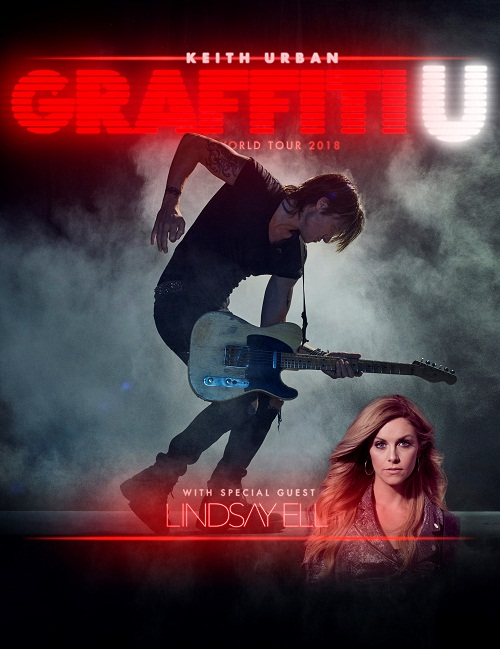 image for event Keith Urban, Kelsea Ballerini and Lindsay Ell