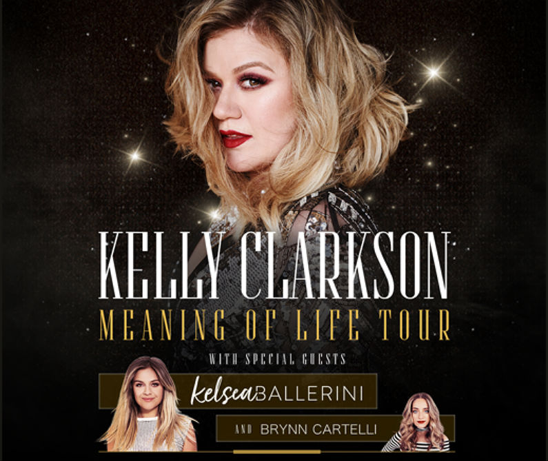 image for article Kelly Clarkson Shares 2019 Tour Dates: Ticket Presale Code & On-Sale Info