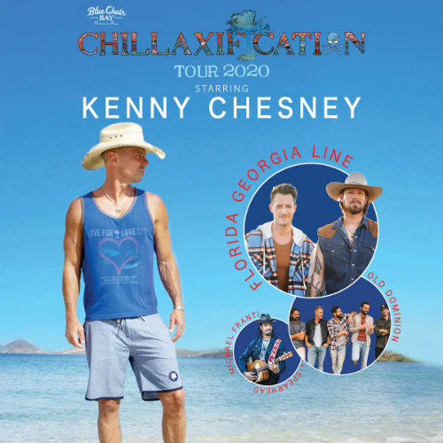 image for event Florida Georgia Line, Kenny Chesney, Michael Franti & Spearhead, and Old Dominion