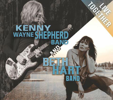 image for article Kenny Wayne Shepherd and Beth Hart Plot 2018 Tour Dates: Ticket Presale Code & On-Sale Info